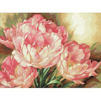 Tres Tulipanes Dimensions D35211 Tulip Trio