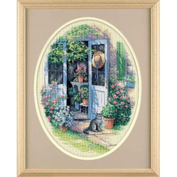 La Puerta del Jardín Dimensions D35124 Garden Door