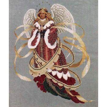El Ángel de la Navidad Lavender Lace LL39 Angel of Christmas