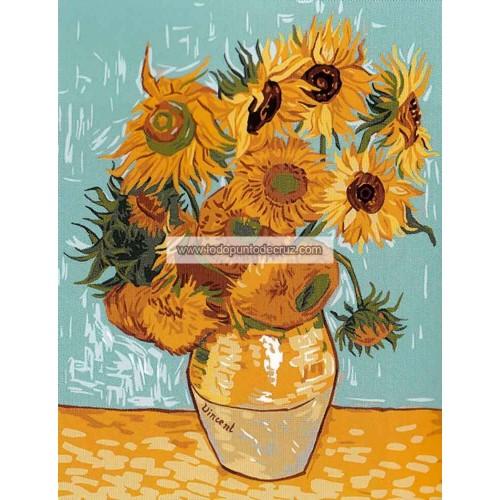 Los Girasoles de Van Gogh (NP)