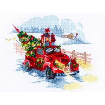 Vacaciones de Navidad RIOLIS 1906 To the Holidays