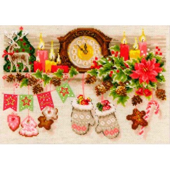 Estantería Navideña RIOLIS 1903 Christmas Shelf