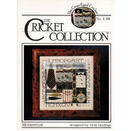 Cosas de chicos Cricket Collection 138 Menswear