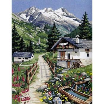 La Cabaña en las Montañas Royal Paris 9880132-00074 Alpages