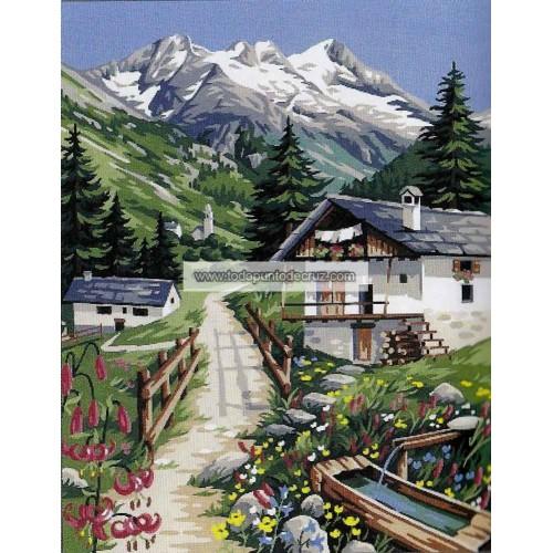 La Cabaña en las Montañas (NP)