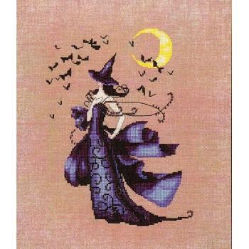 Cuervo Colección Brujas Nora Corbett NC222 Raven