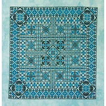 Tonos de Turquesa Northern Expressions Shades of Turquoise