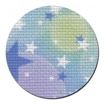 Aida 14 estrellas azules y blancas MP Studia 14-144