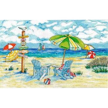 Carteles en la Playa Design Works 2862 Beach Signs