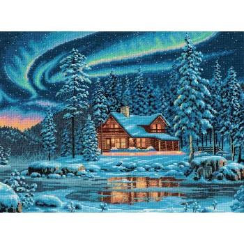 La Aurora Boreal Dimensions 35212 Aurora Cabin
