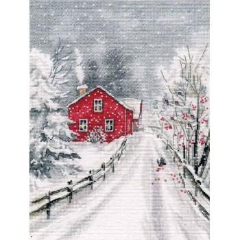 Encanto Invernal Oven 1241 The Enchantress Winter