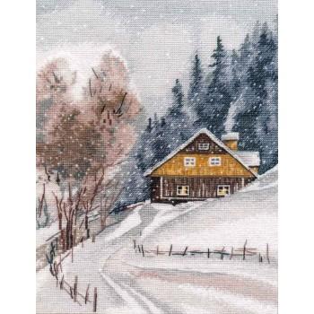 Silencio en Invierno Oven 1242 Winter Silence
