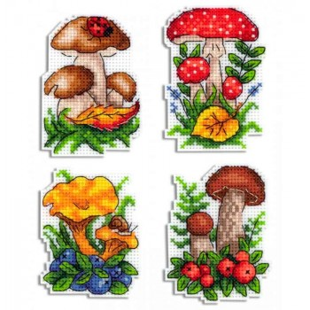 Imanes Setas MP Studia P-486 Mushrooms Magnets