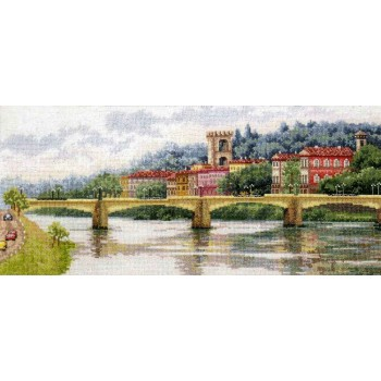 Puente alle Grazie Florencia Golden Fleece DL-037