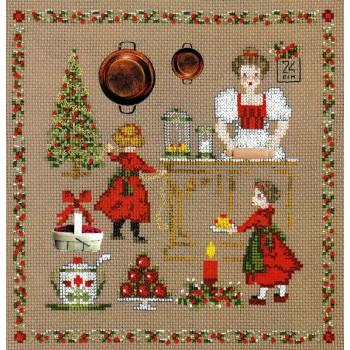 Accesorios de Navidad Bonheur des Dame 2617 Accesories Noel
