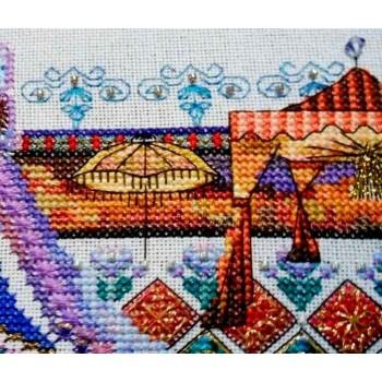 Mandala Tienda Noche en el Desierto Chatelaine CHAT 120 Night desert Tent