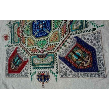 Mandala Reinado Tudor Chatelaine CHAT 127 Royal Tudor