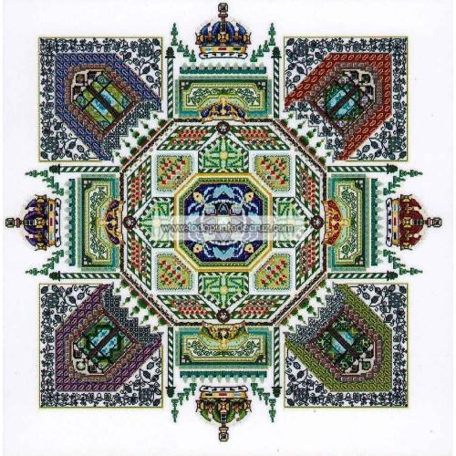 Mandala Reinado Tudor