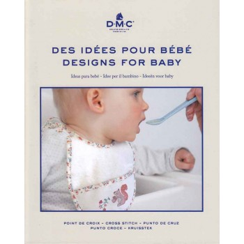 Ideas para Bebé DMC 15667-22 Idees por Bebe