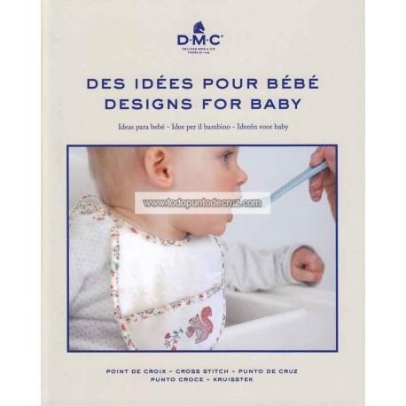 Ideas para Bebé DMC 15667-22 Idees por Bebe