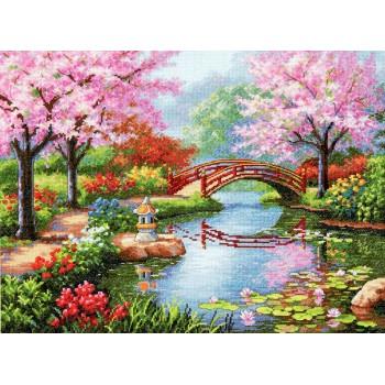 Jardín Japonés Dimensions 70-35313 Japanese Garden