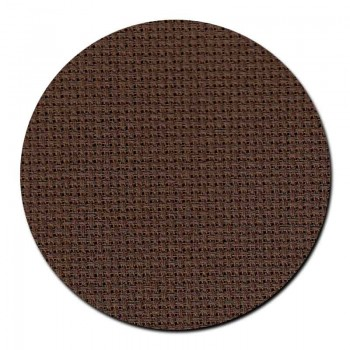 Tela aida 16 ct. Chocolate Permin 355-96
