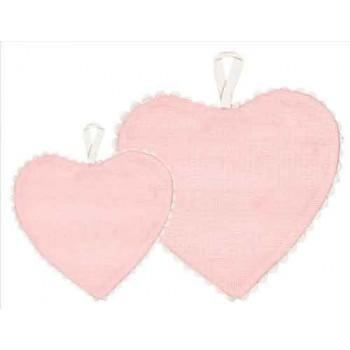 Corazón para bordar Bonheur des Dames Coeur