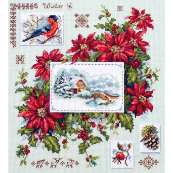 Sampler de Invierno Merjeka K-119 Winter Sampler