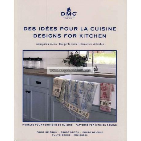 Ideas para cocina DMC 15739-22 Idees pour la cuisine