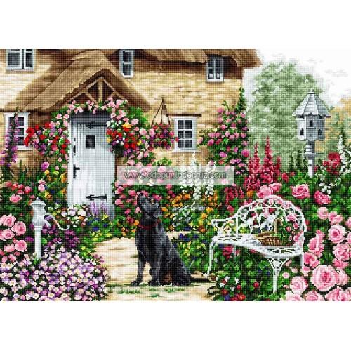 El Jardín de la Casa de Campo