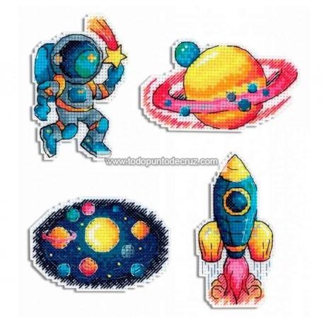 Imanes del espacio MP Studia 576 Space Magnets