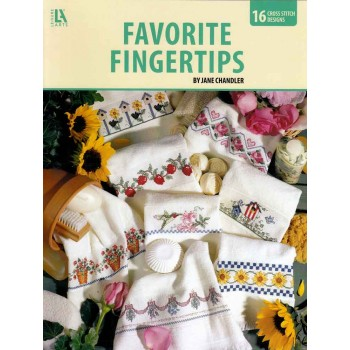 Ideas para Toallas Leisure Arts 4841 Favorite Fingertips
