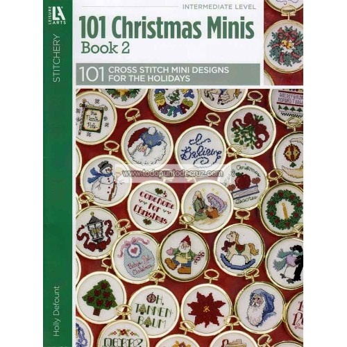 101 Mini Diseños Navideños