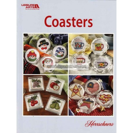Posavasos Leisure Arts 6275 coasters
