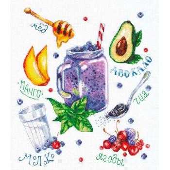 Smoothie de Frutas Panna E-7131 Berry Smoothie