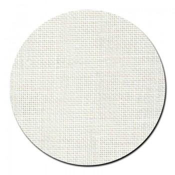 Tela de lino 32 ct. Blanco Antiguo