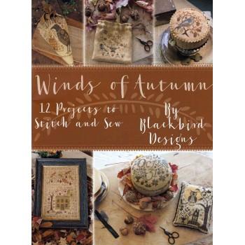 Vientos de Otoño BlackBird Designs Winds of Autumn