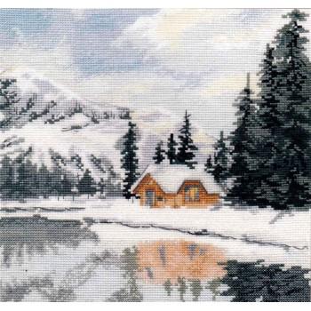 El Lago Louise Oven 1295 Lake