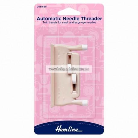 Enhebrador automático Hemline Automatic Needle threader