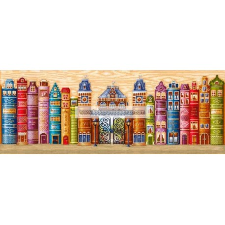 El reino de los libros Andriana K-30 Kigdom of Books