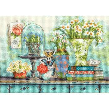 Colecciones de Jardín Dimensions 70-65194 Garden Collectibles