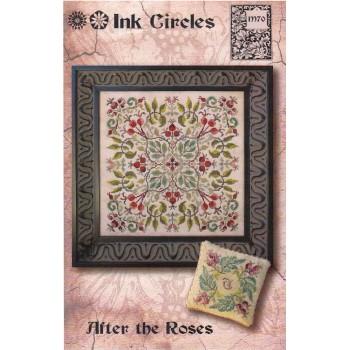 Tras las rosas Ink Circles After the Roses