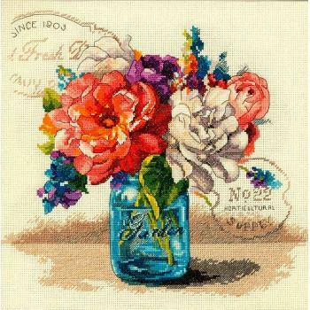 Ramillete de Jardín Dimensions 70-35334 Garden Bouquet