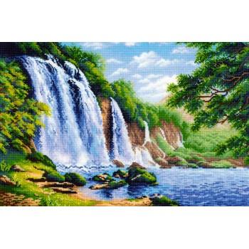 El sonido de la cascada RIOLIS 1908 Noise of waterfall