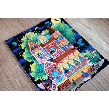 Casita de cuento de Hadas Letistitch LETI937 Fairy tale House