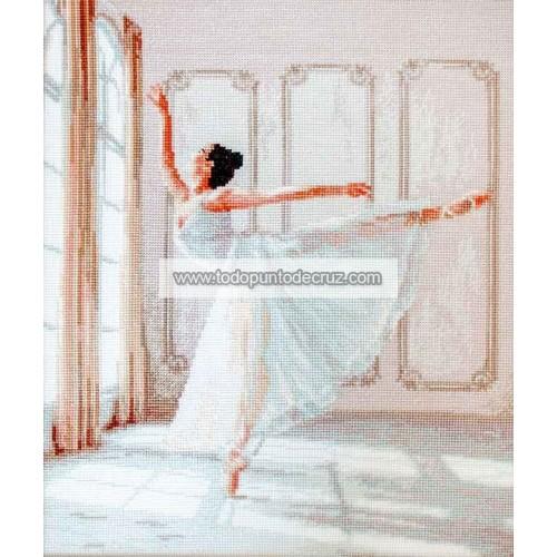 Bailarina a la luz de la Ventana