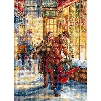 Esperando la Navidad Letistitch LETI943 Christmas Expectation