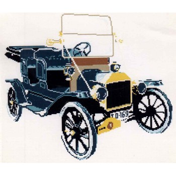 Coches Antiguos Ford 1902 Aracne