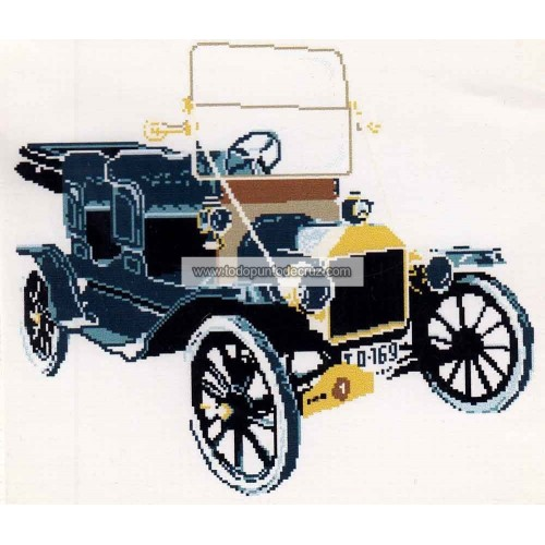Coches Antiguos Ford 1902
