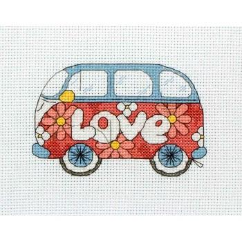 Autocaravana Hippy PCE210 Camper Van